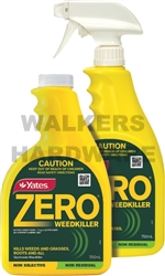 ZERO WEED SPRAY - TWIN PACK 750ML RTU