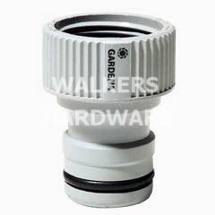 TAP NUT ADAPTOR 12MM M/FLOW