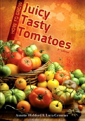 BOOK JUICY TASTY TOMATOES & CD 2ND EDITION