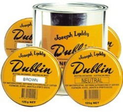 DUBBIN WATERPROOF 125G NEUTRAL
