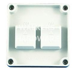 SWITCH 15AMP DOUBLE WATERPROOF 240V