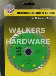 BLADE SAW TURBO DIAMOND 105MM