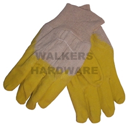 GLOVES LATEX GRIPPER