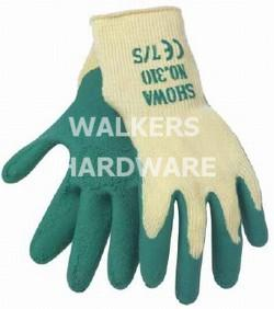 GLOVE SHOWA 310 GREEN LARGE