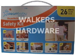 HOUSEHOLD SAFETY KIT 26PCS