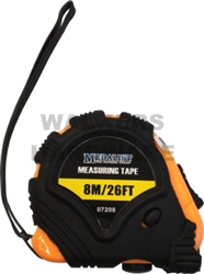 TAPE MEASURE IMPACT 8M/26F