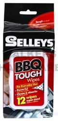 BBQ TOUGH WIPES SELLEYS