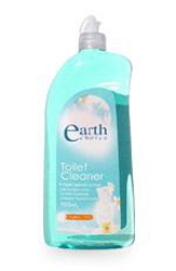 CLEANER TOILET 750ML EARTH CHOICE