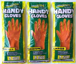 GLOVES SMALL 3 PAIRS MR CLEAN