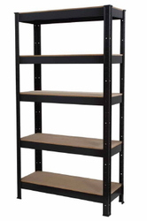 SHELF UNIT 5 P/C R EDGE 175KG