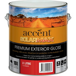 ACCENT SOLARMAX GLOSS EXT WHITE 2L