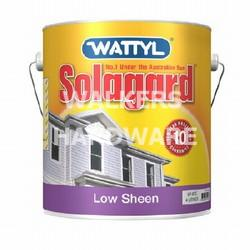 Wattyl Solagard L Sheen White 4l Paint Paints Interior And Exterior Walkers Online
