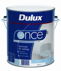 DULUX CEILING ONCE WHITE 2L