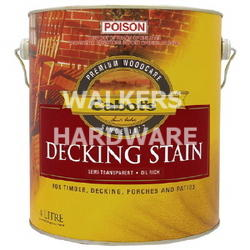 Cabots Deck Amp Ext Stain Merbau 4l O B Paint Varnishes