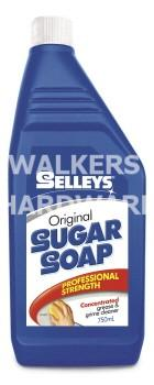 SUGAR SOAP 750ML SELLEYS