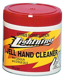 HAND CLEANER SCRUBBER 500G (LIGHTNING)