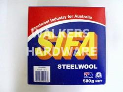 STEEL WOOL HANK 500G #3