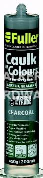 CAULK IN COLOURS CHARCOAL 450G