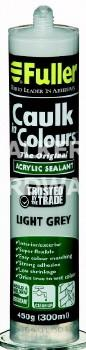 CAULK IN COLOURS LIGHT GREY