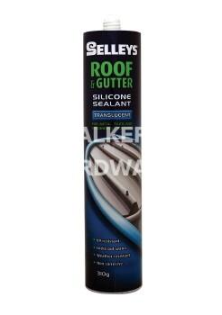 SILICONE ROOF & GUTTER TRANS 310G