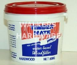 TIMBERMATE WOOD FILLER 500G HARDWOOD