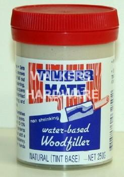 TIMBERMATE WOOD FILLER 250G NATURAL