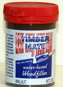 TIMBERMATE WOOD FILLER 250G WALNUT