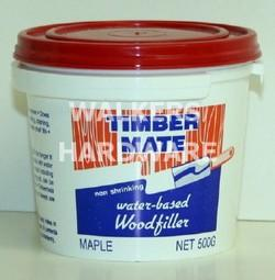 TIMBERMATE WOOD FILLER 500G MAPLE