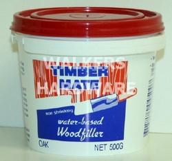 TIMBERMATE WOOD FILLER 500G OAK