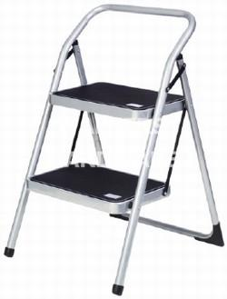 Incredible Ladder 2 Step Wide Steel Silver Mipro Paint Accessories Theyellowbook Wood Chair Design Ideas Theyellowbookinfo