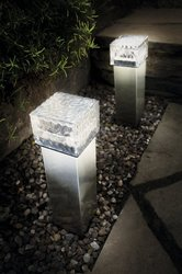 SOLAR ICE TOWER LIGHTS PK2