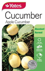 SEED CUCUMBER APPLE CRYSTAL APPLE