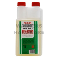 INSECTICIDE BIFENTHRIN 1L DAVID GRAY