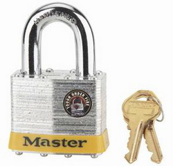 PADLOCK MASTER LAM 7/16 ALLOY 50MM