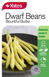 SEED BEAN BOUNTIFUL BUTTER DWARF