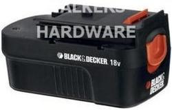 BATTERY FOR B&D CORDLESS RANGE 18V #5100385-57