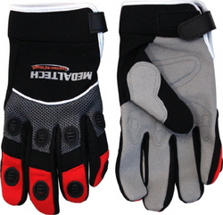 GLOVES GRIP GEL FLEX LARGE TRADESMAN MEDALTECH