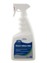 CLEANER MOULD & MILDEW KILLER RTU 750ML