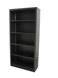 SHELF UNIT 4 TIER ENCLOSED