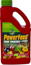 FERTILISER POWERFEED VEGIE 1.25L