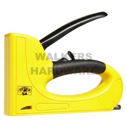 STAPLE GUN HEAVY DUTY 1.2MMX6-14MM PLASTIC BODY