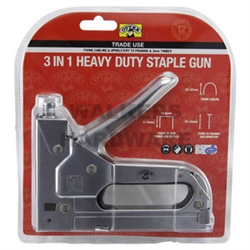 STAPLE GUN 3 IN 1 H/DUTY 1.2MM X 6-14MM METAL BODY