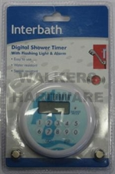TIMER SHOWER DIGITAL