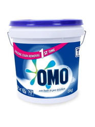 LAUNDRY POWDER OMO TOP LOADER 2X CONC 8KG