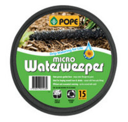 HOSE GARDEN WATER WEEPER MICRO 15M POPE