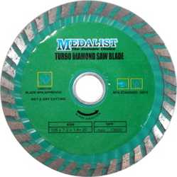 BLADE DIAMOND TURBO 115MM