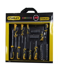 SCREWDRIVER SET 49PC