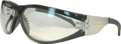 SPECS SAFETY SOFT GRIP CLEAR LENS