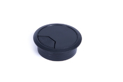 CABLE ACCESS CAP 60MM BLACK