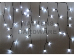 LIGHT ICICLE LOW VOLTAGE 200 LED WHITE